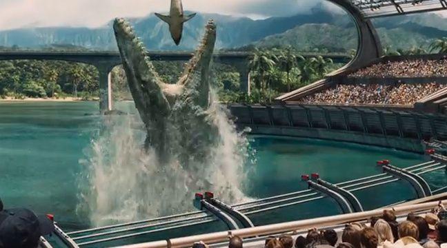 Video jurassic world pourquoi le film agace d j les pal ontologues - Film de dinosaure jurassic park ...