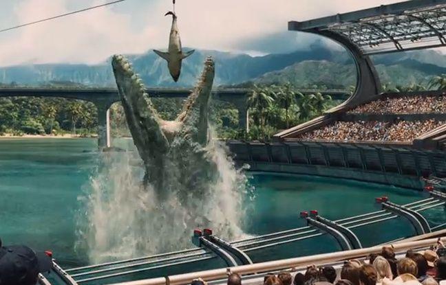VIDEO- Les incohérences du nouveau film «Jurassic World»