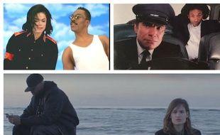 Eddie Murphy et Michael Jackson, Bernard Tapie et Doc Gyneco, Booba et Christine and the Queens... de drôles de duos de la chanson