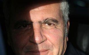 Photo d'archives de l'avocat Thierry Herzog --ami de 30 ans de Nicolas Sarkozy, -- prise le 15 novembre 2012 au Palais de Justice de Bordeaux