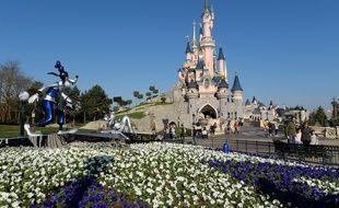 Disneyland Paris (image d'illustration)
