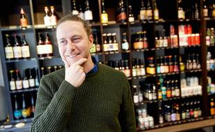 Gabriel Thierry, journaliste et spécialiste de la bière.