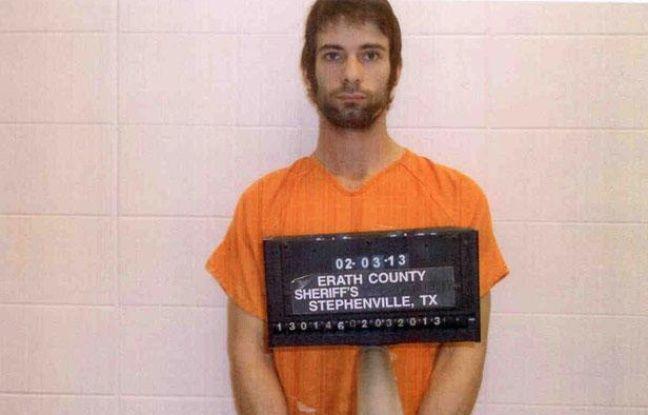 Eddie Ray Routh, accusé du meurtre de l'ancien membre des Navy Seal, Chris Kyle, et d'un autre homme, le 3 février 2013.