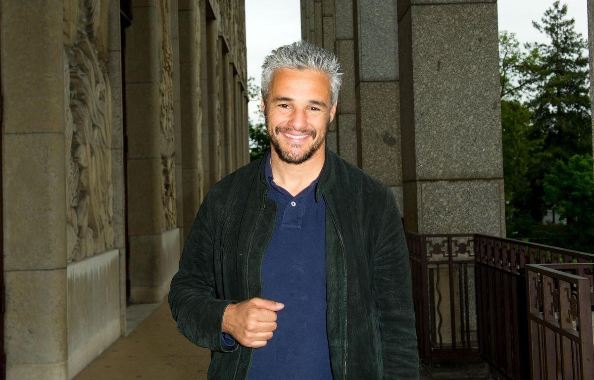 Farid Khider en mai 2016 à Paris. – COLLOT/SIPA