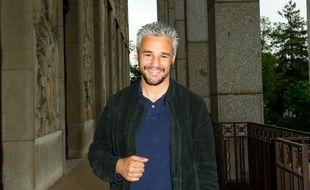 Farid Khider en mai 2016 à Paris.