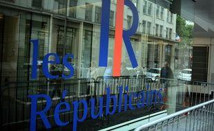Le siège des Républicains à Paris en mai 2015.