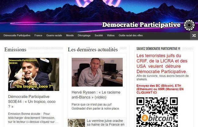 La justice ordonne à neuf opérateurs de bloquer l'accès au site raciste «Démocratie participative»