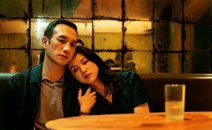 Image extraite du film «Un grand voyage vers la nuit» de Bi Gan.