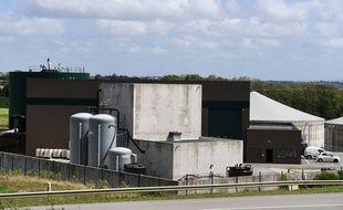 Le débordement d'une cuve de la centrale biogaz de Kastellin est à l'origine de la pollution de l'Aulne.