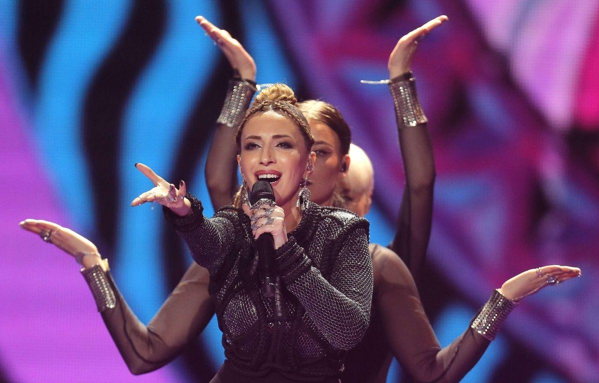 Artsvik, candidate de l'Arménie à l'Eurovision 2017. – Efrem Lukatsky/AP/SIPA