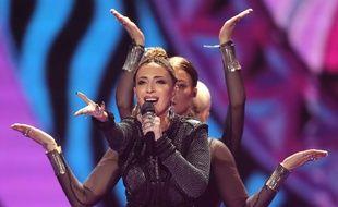 Artsvik, candidate de l'Arménie à l'Eurovision 2017.