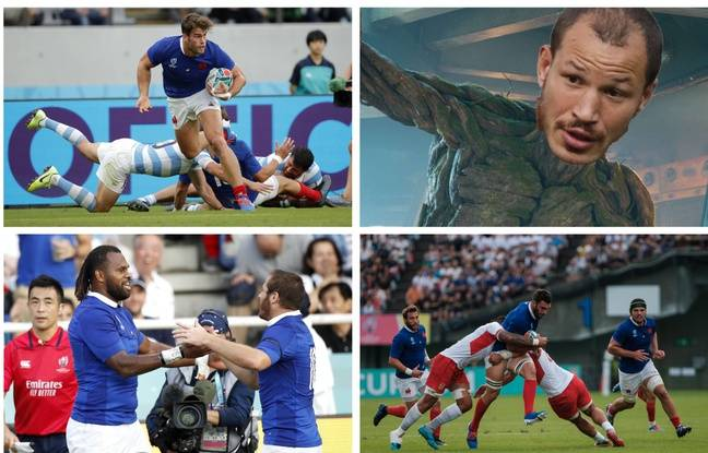 Coupe du monde de rugby: L'Argentine, manque de maîtrise, «je s'appelle Groot »... Ce que l'on retient de la phase de poules du XV de France