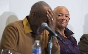 Bill et Camille Cosby