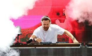 Le DJ et producteur français David Guetta.