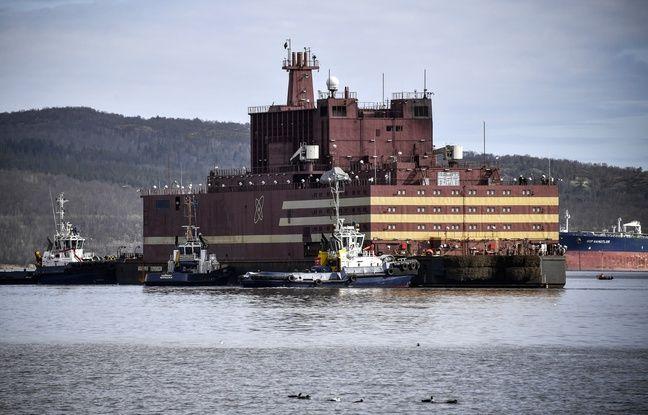 nouvel ordre mondial   VIDEO. La Russie présente la première centrale nucléaire flottante au monde