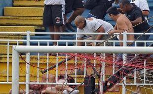 """Les violences des supporteurs latino-américains ont encore fait des ravages cette année, polarisant l'attention des autorités sur les """"barras bravas"""", groupes d'ultras très organisés, générateurs de revenus et parfois au centre d'enjeux politiques."""