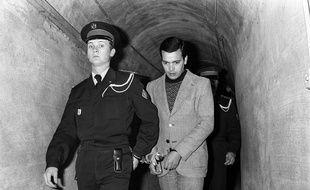 Hamida Djandoubi, 27 ans a été guillotiné à Marseille  le 10 septembre 1977.