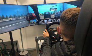 Le Centre de ressources pour personnes cérébro-lésées de Toulouse les usagers sont évalués pour savoir s'ils peuvent reprendre le volant.