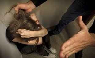 Quatre millions d'enfants seraient confrontés à des violences conjugales. Illustration.