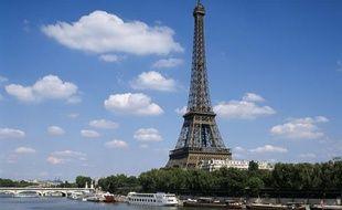 La Tour Eiffel, àParis.