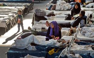 Réfugiés en Allemagne le 24 septembre 2015.