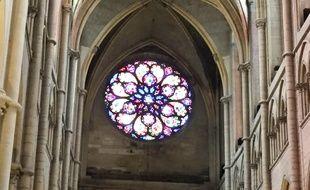 Illustration d'une cathédrale.