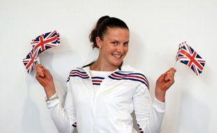 Triple championne du monde de pentathlon moderne, Amélie Cazé est attendue sur la plus haute marche du podium olympique, dimanche, pour la toute dernière épreuve des Jeux de Londres.