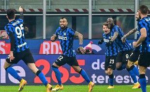 Arturo Vidal a ouvert le score contre la Juve dimanche.