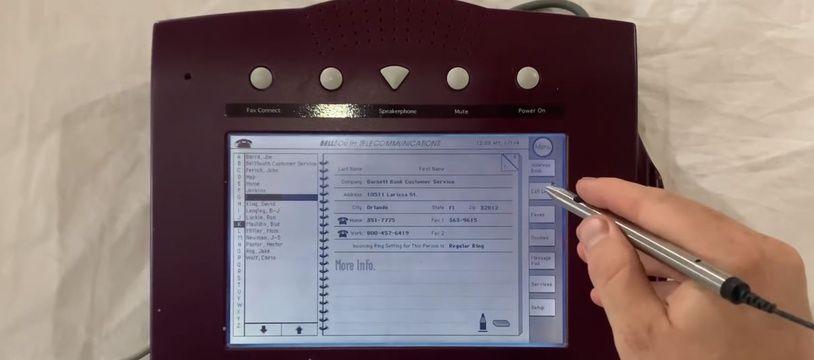 WALT est un prototype d'Apple présenté en 1993.