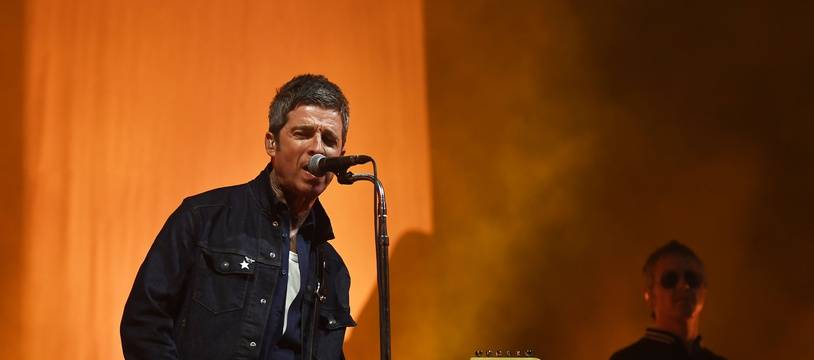 Le chanteur Noel Gallagher