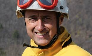 Le lieutenant-colonel Nicolas Coste est l'un des cinq pompiers français envoyé en renfort en Australie.