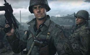 Josh Duhamel est le Sergent William Pierson, votre supérieur et frère d'arme dans «Call of Duty : WWII»