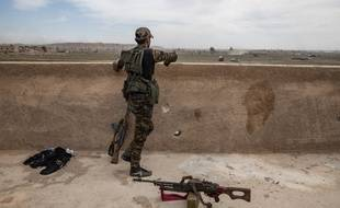 La dernière poche de résistance de Daesh, à Baghouz, a été libérée en mars dernier. (archives)