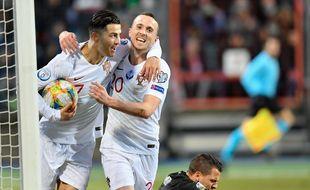 Ronaldo a inscrit son 99e but en sélection face au Luxembourg.
