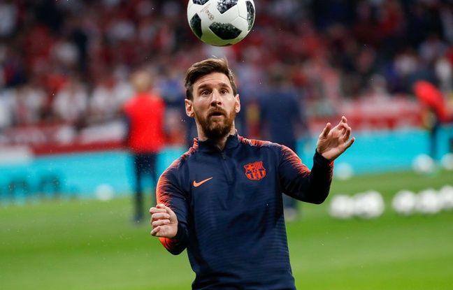 9ec9fd0a80971 Business: Le tribunal autorise Messi à lancer sa propre marque de sport (et  elle