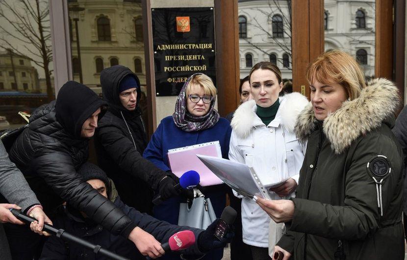 Russie : Des mères de détenus envoient une « lettre de désespoir » à Poutine