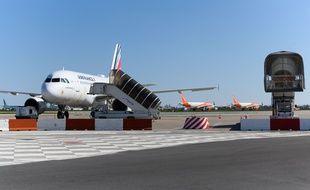 Un avion Air France à Orly (image d'illustration).