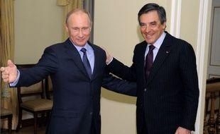 Poutine a loué le professionnalisme de Fillon, en course pour l'investiture à la primaire de la droite