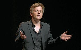 Le comédien a débuté le théâtre sur les planches strasbourgeoises.
