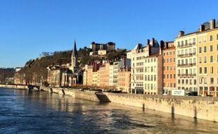Il a fait jusqu'à 20 degrés à Lyon, le 21 février 2016. Soit un record de chaleur à cette époque.