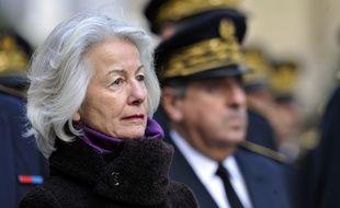 La veuve du préfet Erignac, ici en 2013.