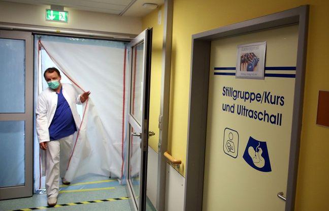 Coronavirus en Allemagne: Une quarantaine de personnes contaminées lors d'une messe début mai