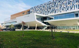 L'école de commerce Kedge à Talence, près de Bordeaux.