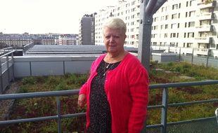 Martine Donnette, ex-commerçante et présidente d'En toute franchise, une association de défense des petits commerçants