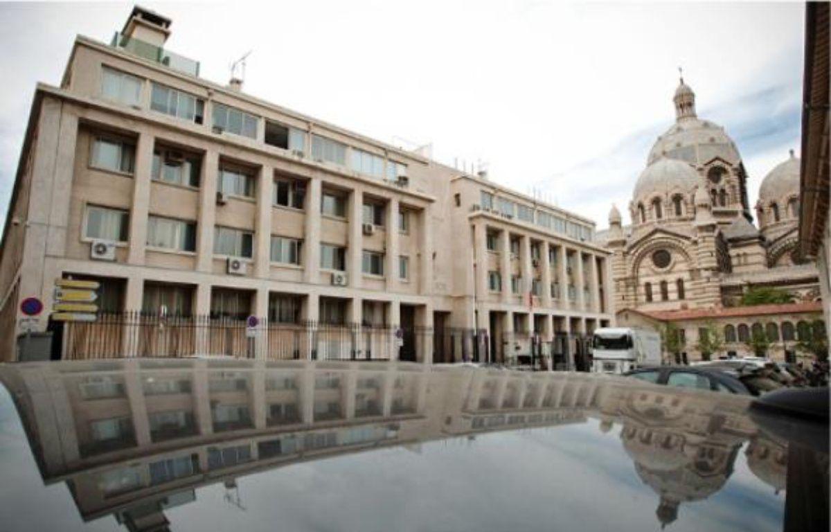 L'enquête est menée par la brigade financière du SRPJ de Marseille. –  P. magnien / 20 Minutes