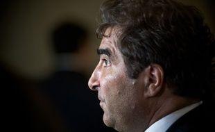 Le chef de file des députés UMP, Christian Jacob, le 15 juillet 2014 à l'Assemblée nationale.