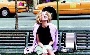 L'actrice Sarah Jessica Parker dans la série «Sex and the City»