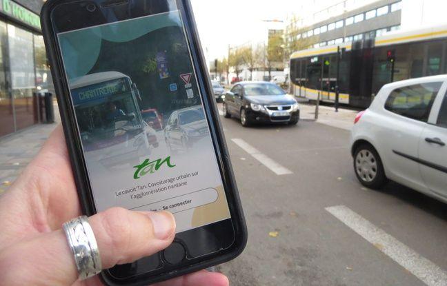 Nantes: Tout comprendre à Covoit'Tan, le nouveau service de covoiturage urbain inédit en France