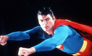 Superman III avec Christopher Reeve