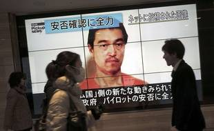 L'otage japonais Kenji Goto